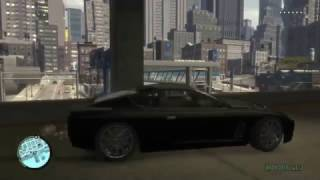 GTA IV PC - How to get the Super GT at the very beginning of the game