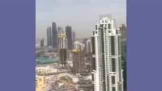 Вид с крыши 40-этажного дома (О.А.Э.)