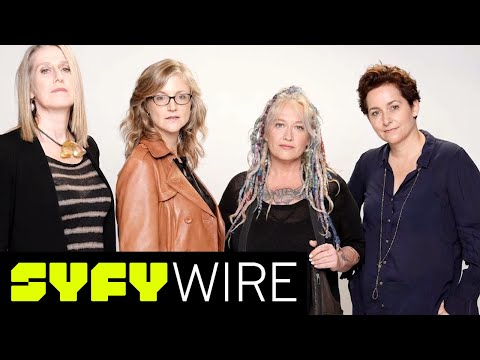 Krysten Ritter, Janet McTeer And The Jessica Jones Cast On Inclusive Directing  SYFY WIRE