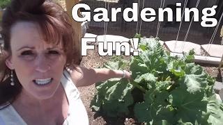 ~Getting Some Gardening in~