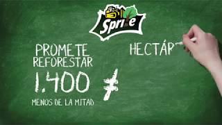 Cinco cosas que no sabías de Sprite - Greenpeace
