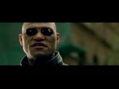 Morpheus explains what is the matrix