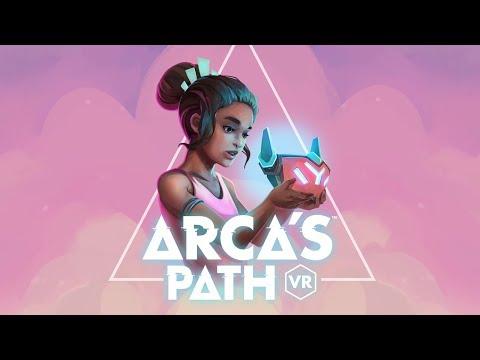 Arcas Path VR Gameplay E3 2018 |