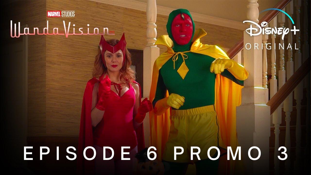 WandaVision | Episode 6 Promo 3 | Disney+