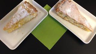 Pastiera mit Reis- oder Weizenfüllung  Pastiera with rice pudding filling