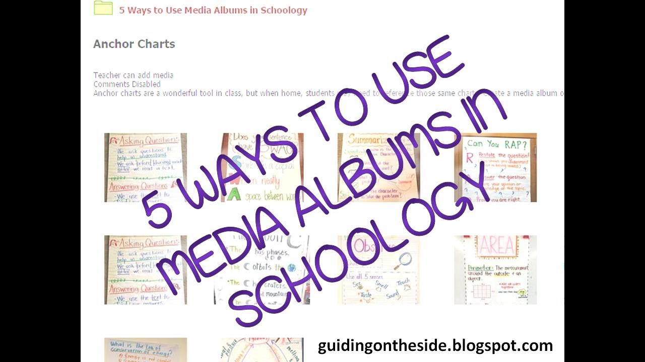 5 Ways to Use Media Albums in Schoology