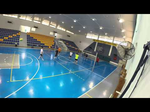 Volleybal July 2015 - Part 1