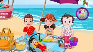 Baby Lisi Beach Party - Day at the Beach with Baby Lisi