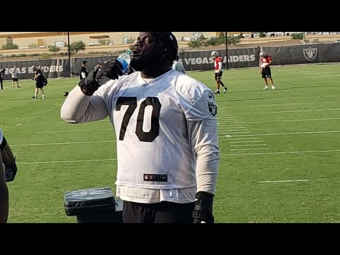 Las Vegas Raiders The Media Calling Rt Alex leatherwood A Bust Is Very Wrong By Eric Pangilinan