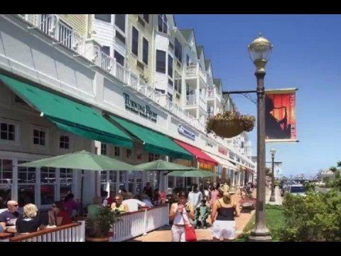 Pier Village Oceanfront Community In Long Branch Nj Youtube