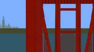 The Golden Gate Bridge Earthquake
