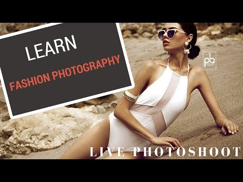 Learn  Fashion photography in India| by Fashion Photographer Praveen Bhat