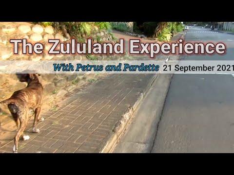 21 September 2021 - The Zululand Experience. (Not Disney Land)