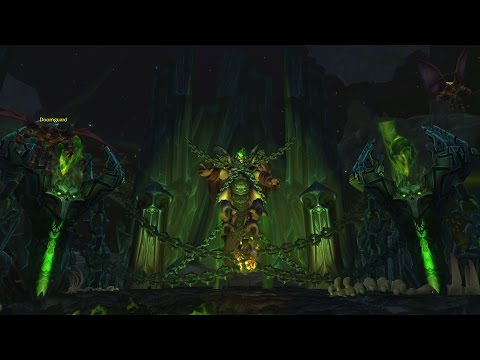 The Story of The Warlock Order Hall Campaign [Lore]