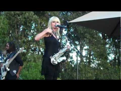 Mindi Abair Performs True Blue Live at the Hyatt Park Aviara