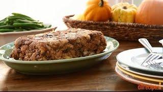 Vegetarian Recipes - How To Make Vegetarian Stuffing