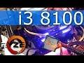 intel i3 8100 | Ryzen 5 1600 + GTX1060 3GB Hellblade, Battlefield 1