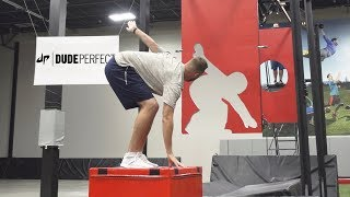 Freeze Frame Football Battle Dude Perfect