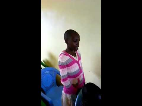 Children Individually Singing GMFC WFF Moi's Bridge Kenya