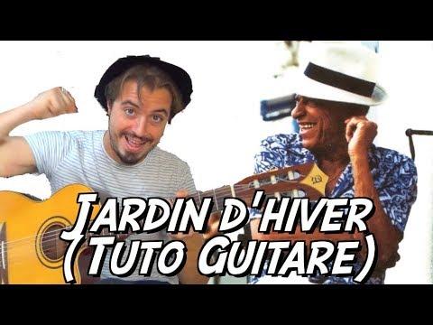 Jardin D Hiver Henri Salvador Tuto Guitare Type Bossa Nova Youtube