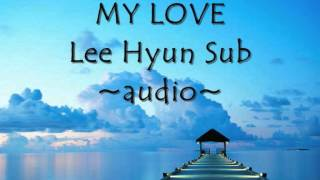 my love - ost what happened in bali