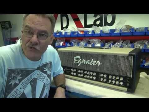 repair egnater 4100 tourmaster 6l6 100 watt tube guitar amp by d lab youtube. Black Bedroom Furniture Sets. Home Design Ideas