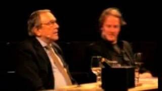 Arne Weise och Carl Michael von Hausswolff på Dr K