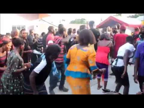 Hot, Real Borborbor Dance Performed at Dzolo