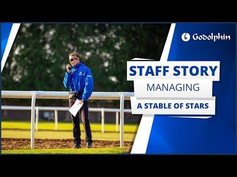 Spend a day with Charlie Appleby's assistant trainer in Dubai