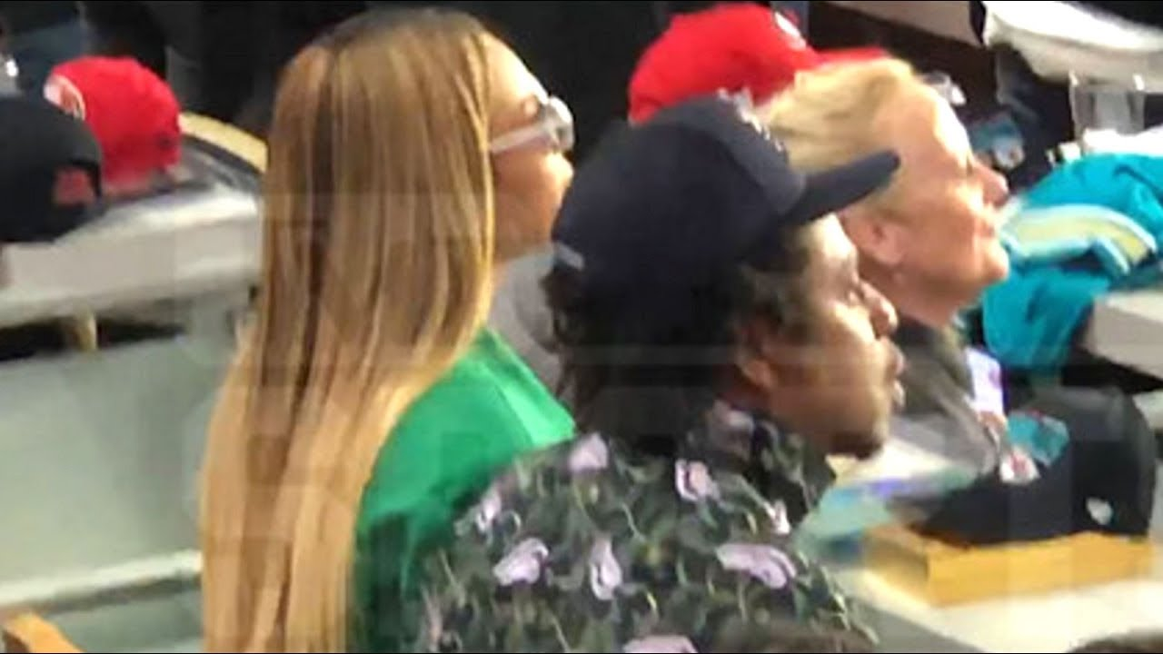 Beyonc, Jay-Z draw attention for sitting during Super Bowl national ...