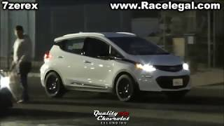 Chevrolet Bolt Drag Racing Racelegal com 6-29-2018