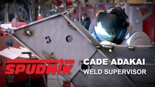 I Am Spudnik: Cade Adakai