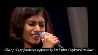 "Singara Velane Deva-by Alka Ajith in Ajith Kumar's ""Sangeeth Sagar"" Multilingual Band"