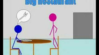Animation Of The Italian Man Who Quizzaciously Went To Malta