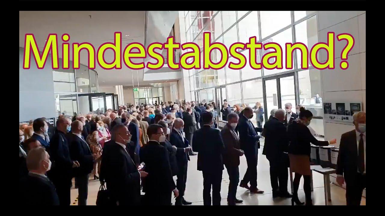 Doppelmoral im Bundestag –Notstand verordnen, und selbst auf Regeln pfeifen