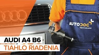 Užívateľská príručka AUDI A7 Sportback (4KA) online