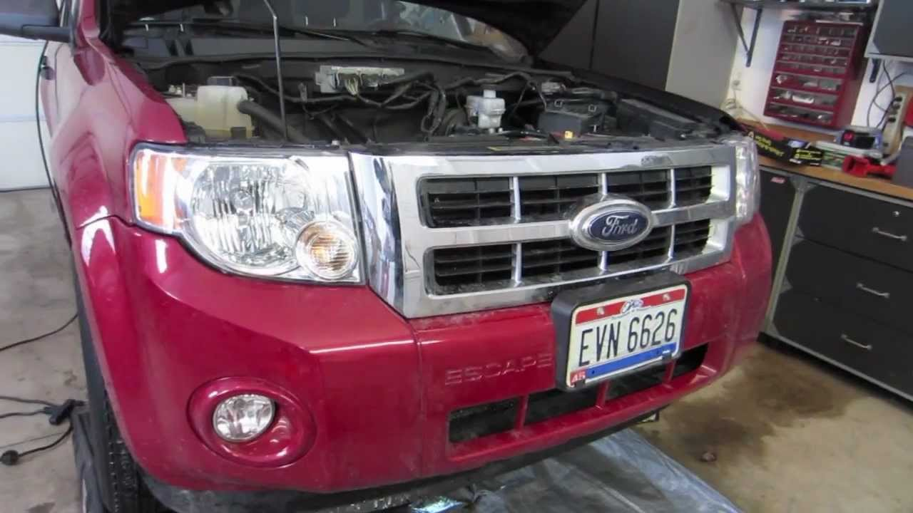2012 ford escape oil type how to 2009 ford escape oil change [ 1280 x 720 Pixel ]