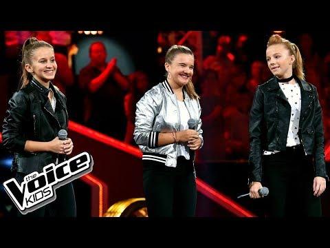 "Wasielewska, Fryt i Porszke – ""Can't Feel My Face"" – Battle – The Voice Kids Poland"