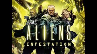 [OST] Aliens Infestation (Nintendo DS) [Track 16] LV426 - Ending Theme