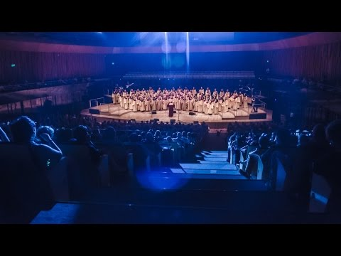 Argentina Gospel Choir en el CCK