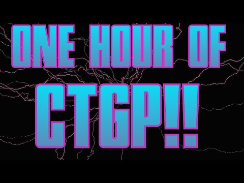 CTGP RACES #51 One hour of races!!