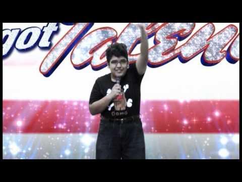 Malaysian Got Talent (Parody) Lawak Giler
