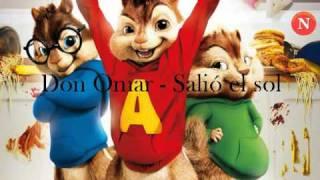 Alvin y las ardillas (chipmunks) - salio el sol