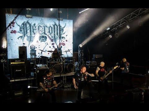 Necrom - Live In Metal East Nove Kolo Festival - Kharkiv 31.05.19 - Extreminal TV