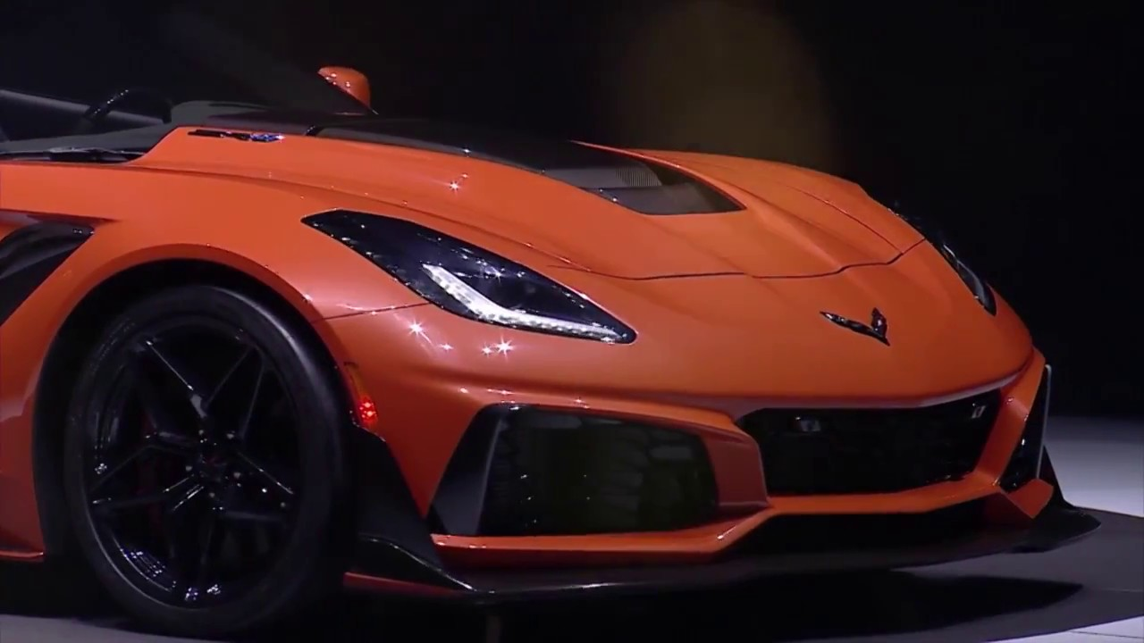 57fd661a2 Autos Nuevos para el 2018 y 2019 presentados en el Auto Show de Los Angeles