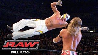 FULL MATCH - Rey Mysterio vs. Shawn Michaels Raw, Nov. 14, 2005
