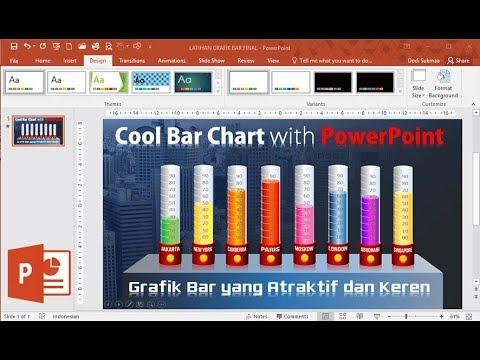 Cara Membuat Grafik Batang yang Keren Banget dengan Animasi PowerPoint