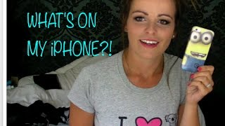 What's On My iPhone 5s! Thumbnail