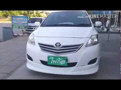 รถมือสอง Toyota vios 2012