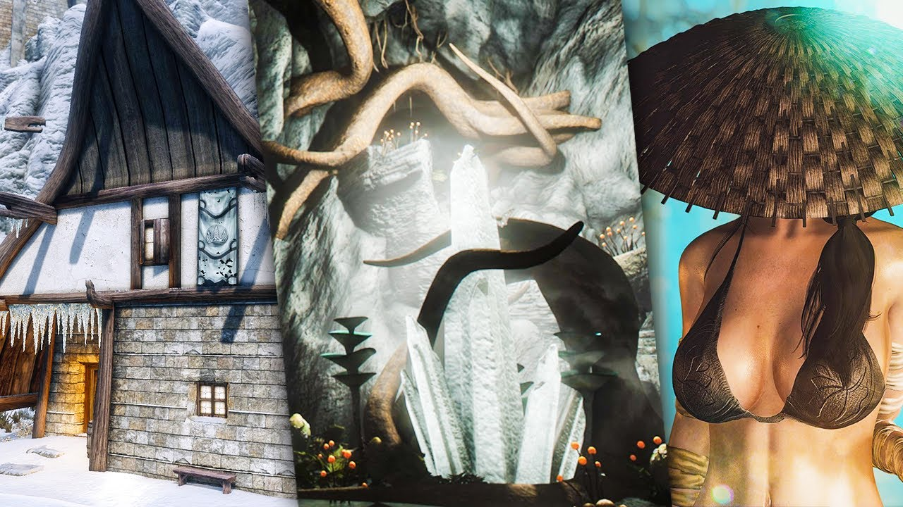 Skyrim Mods That Allow You To Spread Your Seed All Over Tamriel